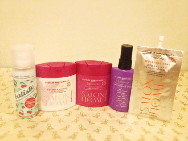 MY holiday hair essentials....
